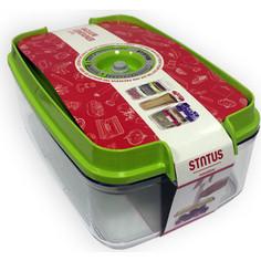 Контейнер для вакуумного упаковщика STATUS VAC-REC-30 Green