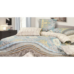 Комплект постельного белья Ecotex 2-х сп, сатин, Кардинал (КГМКардинал)