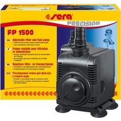 Помпа SERA PRECISION Adjustable Filter and Feed Pump FP 1500 погружная для аквариумов