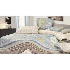 Комплект постельного белья Ecotex 1,5 сп, сатин, Кардинал (КГ1Кардинал)