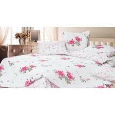 Комплект постельного белья Ecotex Евро, сатин, Глория (КГЕГлория)