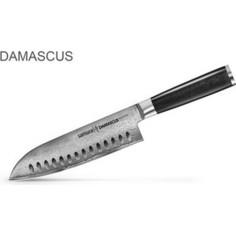 Нож сантоку Samura Damascus (SD-0094/16)