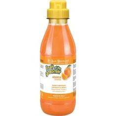 Шампунь Iv San Bernard Fruit of the Grommer Orange Strengthening Shampoo укрепляющий с силиконом для слабой выпадающей шерсти животных 1 л