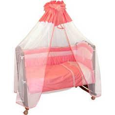 Комплект постельного белья Сонный Гномик Пушистик (розовый) 310/2