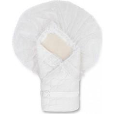 Конверт одеяло Сонный Гномик Зимушка белый (КСЗ-0479941/0)