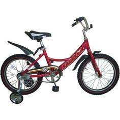 Велосипед 2-х колесный Jaguar MS-A182 Alu красный