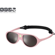 Ki ET LA Очки солнцезащитные детские Jokala 2-4 года. Light Pink (светло-розовый) (T3GUIMAUVE)