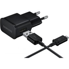 Сетевое зарядное устройство Samsung EP-TA12 micro USB 2A Black (EP-TA12EBEUGRU)
