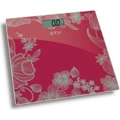 Весы Sinbo SBS-4429, красный