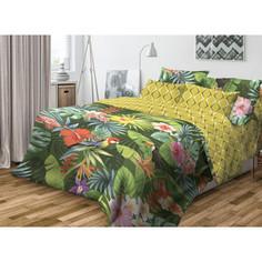 Комплект постельного белья Волшебная ночь евро, полиэстер, Tropic (717475)