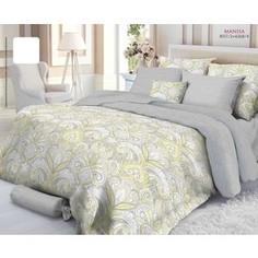 Комплект постельного белья Verossa евро, сатин, Manisa (731012)