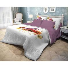 Комплект постельного белья Волшебная ночь 2 сп, бязь, Fialki (710558)