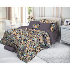 Комплект постельного белья Verossa евро, сатин, Deria (719553)