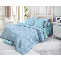 Комплект постельного белья Verossa евро, страйп, Trace (719562)