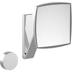 Зеркало косметическое прямоугольное Keuco iLook_move, с подсветкой и скрытой сенсорной панелью (17613019002)