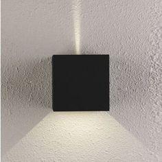 Настенный светодиодный светильник Crystal Lux CLT 520W BL