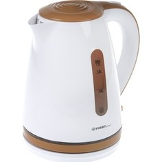 Чайник электрический FIRST FA-5427-9 White
