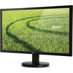 Монитор Acer K192HQLb Glossy Black