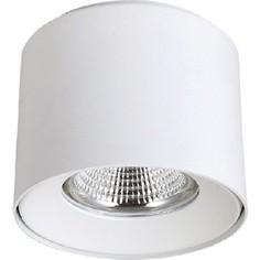 Потолочный светодиодный светильник Crystal Lux CLT 522C138 WH