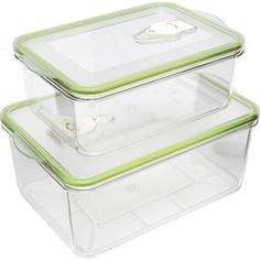 Набор контейнеров для вакуумной упаковки KITFORT КТ-1500-01