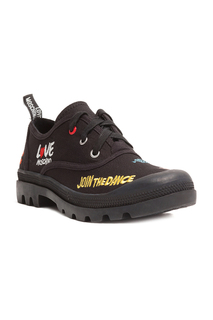 low shoes Love Moschino