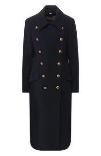 Пальто из смеси шерсти и кашемира Burberry