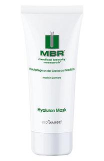 Увлажняющая, выравнивающая и восстанавливающая крем-маска для лица Medical Beauty Research