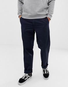 Темно-синие брюки Carhartt WIP - Темно-синий