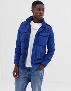Синяя куртка Jack & Jones Premium - Синий