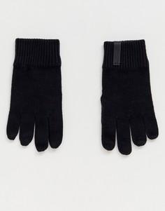 Перчатки Calvin Klein - Черный