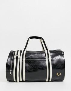 Классическая сумка Fred Perry - Черный