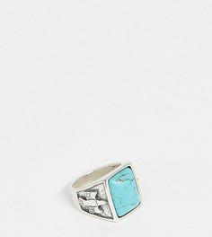 Серебряное кольцо с камнем Serge DeNimes Dove - Серебряный