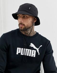 Черная панама Puma Archive - Черный