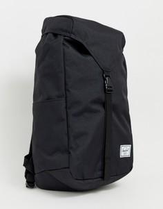Черный рюкзак объемом 17 литров Herschel Supply Co Thompson - Черный