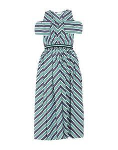 Платье длиной 3/4 Fendi