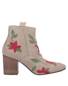 Полусапоги и высокие ботинки Puritano
