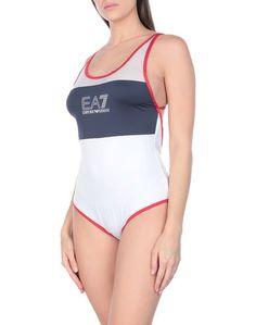 Слитный купальник EA7