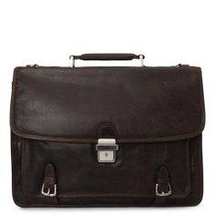 Портфель GERARD HENON 8145 темно-коричневый
