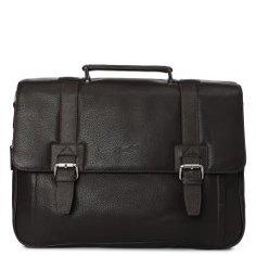 Портфель GERARD HENON 8527 темно-коричневый