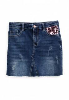 Юбка джинсовая PlayToday