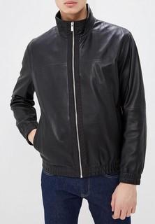 Куртка кожаная Hugo Hugo Boss