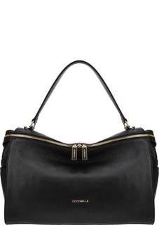 Вместительная сумка из мягкой кожи Atsuko Coccinelle