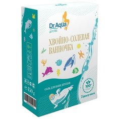 Dr. Aqua Детская соль для ванн