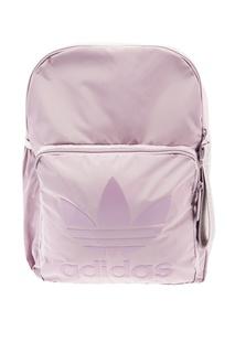 Сиреневый рюкзак с логотипом Adidas