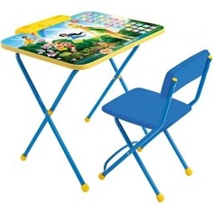 Набор мебели Nika Disney 2 Стол-Стул Феи. Азбука