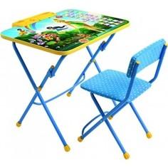 Набор мебели Nika Disney 3 Стол-Стул Феи. Азбука