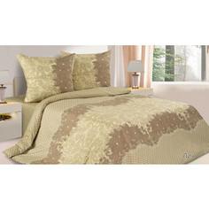Комплект постельного белья Ecotex 1,5 сп, поплин, Поэтика Пуатье (4650074959870)