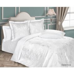 Комплект постельного белья Ecotex 2 сп, сатин-жаккард, Эстетика Орнелла (4650074956572)
