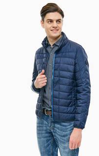 Демисезонная куртка синего цвета S.Oliver