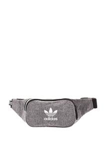 Компактная поясная сумка с логотипом Adidas